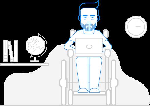 Accesibilidad web para la Movilidad Deteriorada
